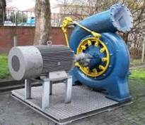 Generación Hidroeléctrica. Turbinas